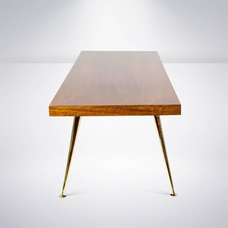 Teak gibby collection cocktail table for sale at 1stdibs for Cocktail table with 4 benches
