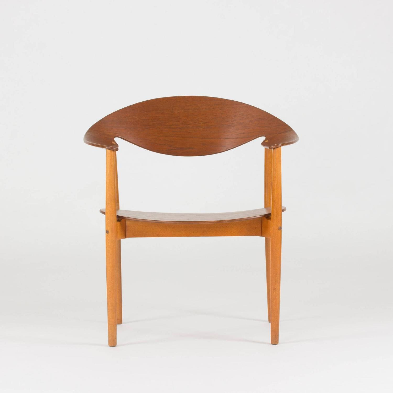 """""""Metropolitan Chair"""" by Ejner Larsen and Aksel Bender"""