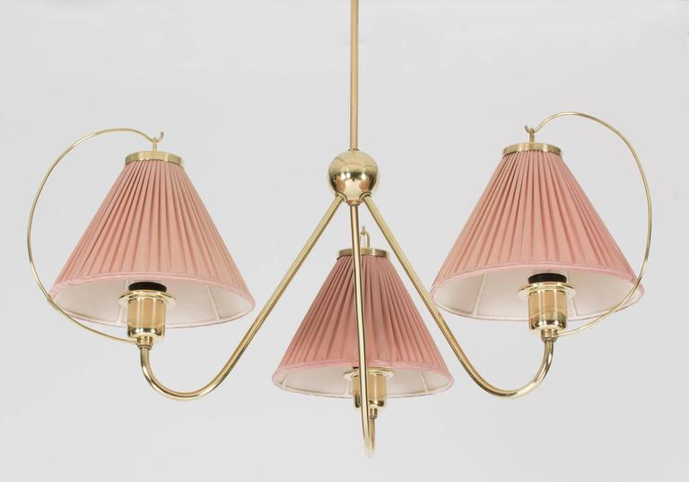Brass Ceiling Lamp By Josef Frank At 1stdibs