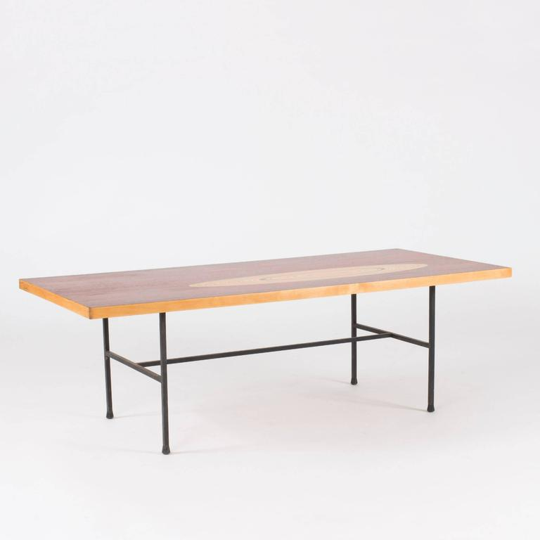 Scandinavian Modern Coffee Table by Tapio Wirkkala For Sale