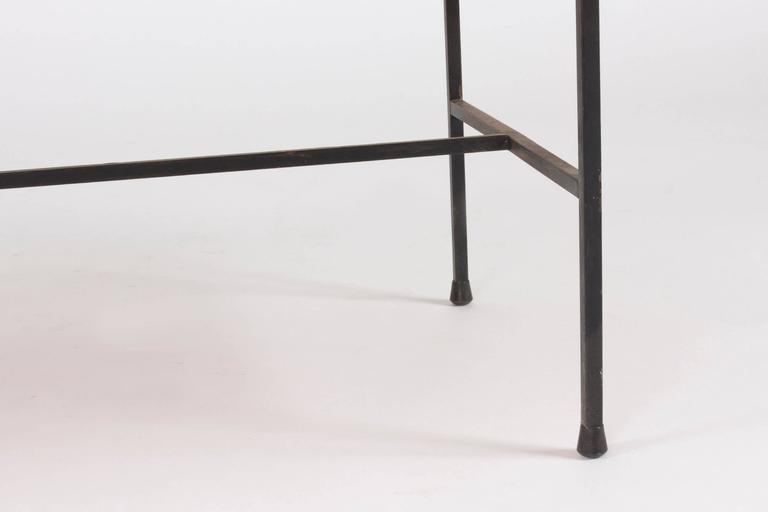 Metal Coffee Table by Tapio Wirkkala For Sale