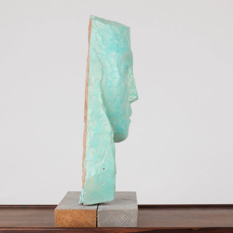 Modern Earthenware Sculpture by Lennart Olausson For Sale