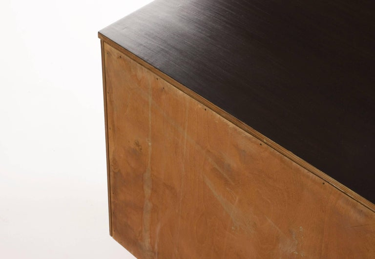 Elmwood Chest of Drawers by Axel Larsson For Sale 3