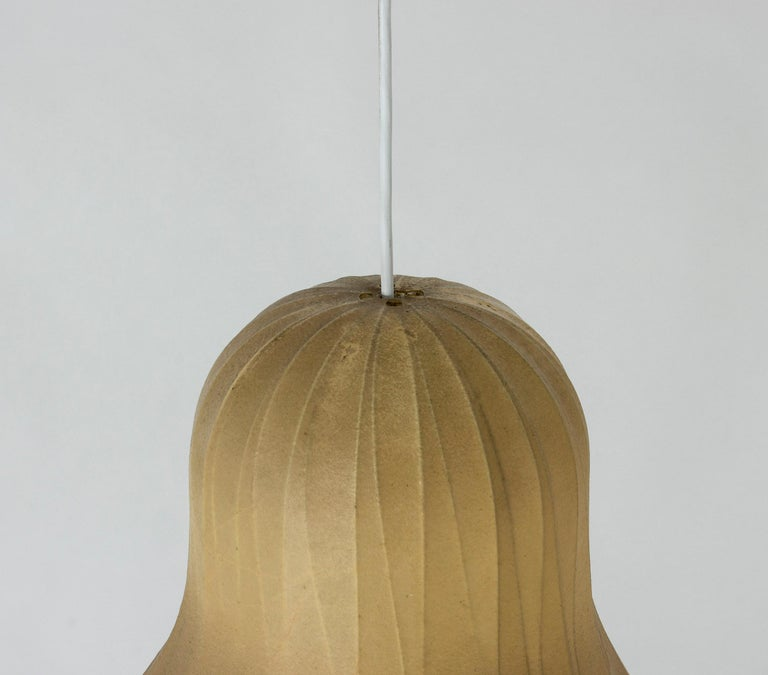 Mid-20th Century Midcentury Resin Cocoon Lamp by Hans Bergström For Sale