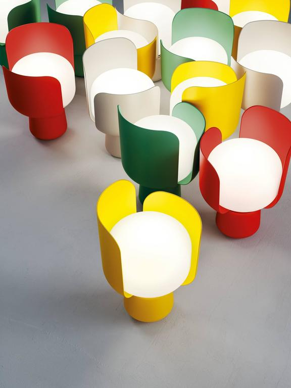 BLOM Table Lamp Designed by Andreas Engesvik for Fontana Arte For Sale 4