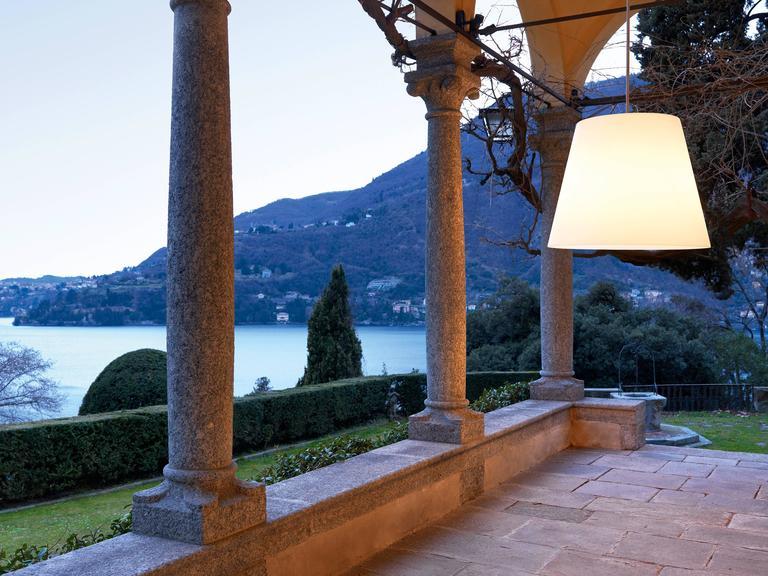 Charles Williams Fontana Arte Amax Outdoor Floor Lamp