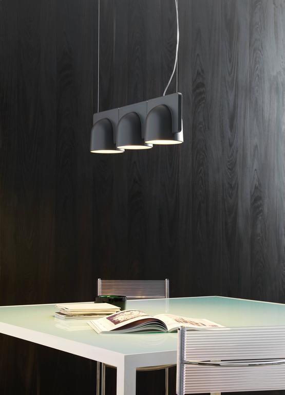 Modern Studio Klass Fontana Arte Igloo System in Techno Polymer Plastic, Designed 2014 For Sale