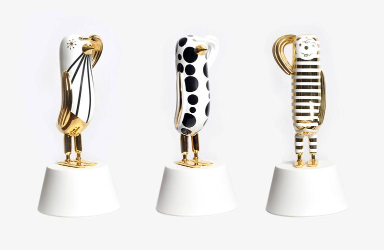 Hopebird Sculpture Special Editions, Jaime Hayon by Bosa In New Condition For Sale In New York, NY