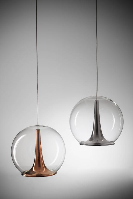 Trumpet Hanging Lamps by Bosa 2