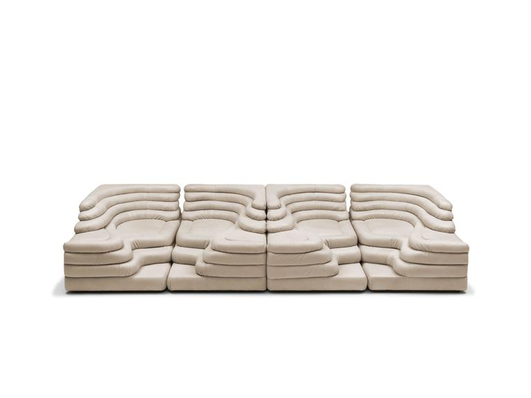 DS-1025 sofa composition by Ublad Klug for De Sede of Switzerland