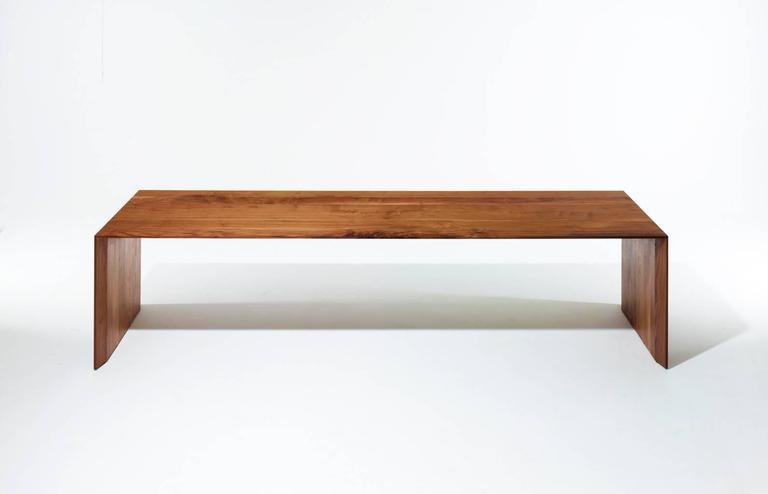 """C"" Dining Table by Chiara Ferrari In Excellent Condition For Sale In New York, NY"