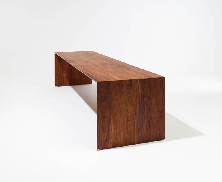 """C"" Dining Table by Chiara Ferrari For Sale 1"