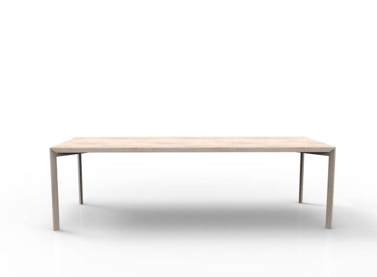 """P"" table by Chiara Ferrari.