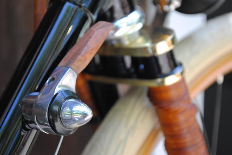 Rare Ascari Copper Custom Bicycle For Sale 4
