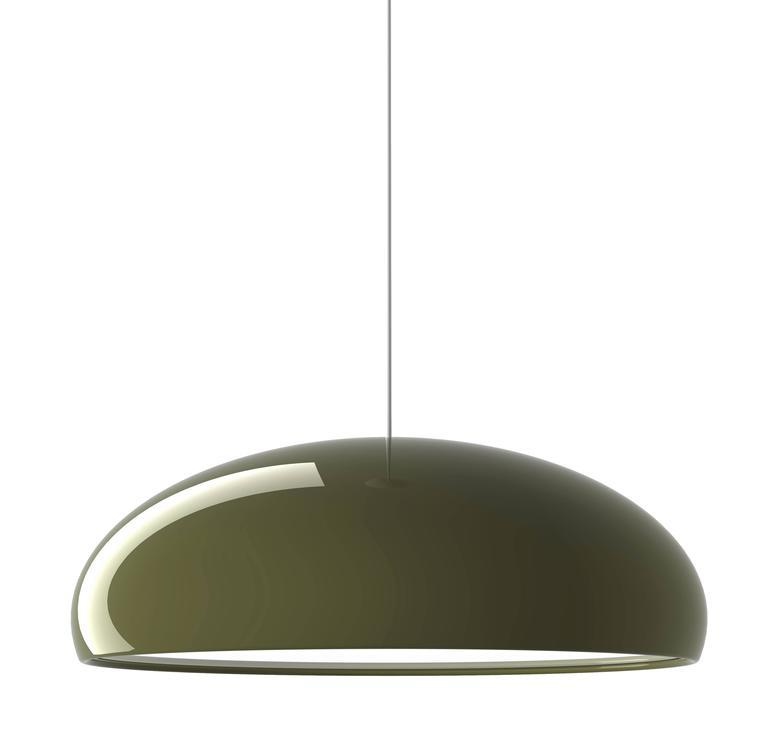Italian Pangen Suspension Lamp by Fontana Arte For Sale