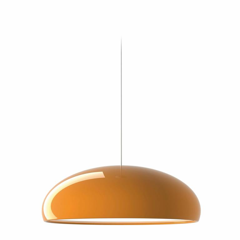 Pangen Suspension Lamp by Fontana Arte For Sale 1