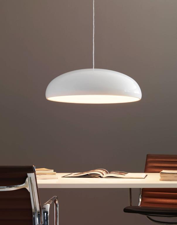 Pangen Suspension Lamp by Fontana Arte For Sale 2
