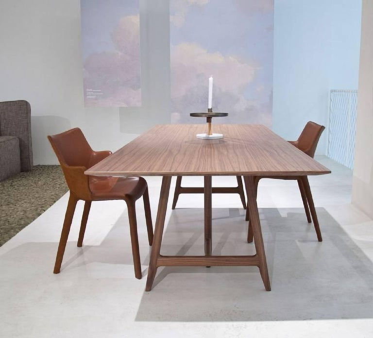 quotEaselquot Canaletto Walnut Table by Ludovica and Roberto  : DriadeEaselPalombacanalettoWalnut2master from www.1stdibs.com size 768 x 696 jpeg 57kB