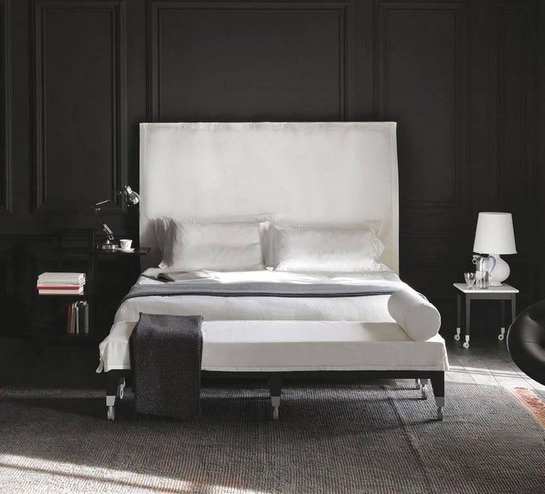 Neoz Castored Mahogany Daybed Designed By Philippe