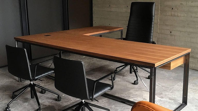 Tecnica Is A Desk Designed By Jaume Tresserra And Manufactured Dessie