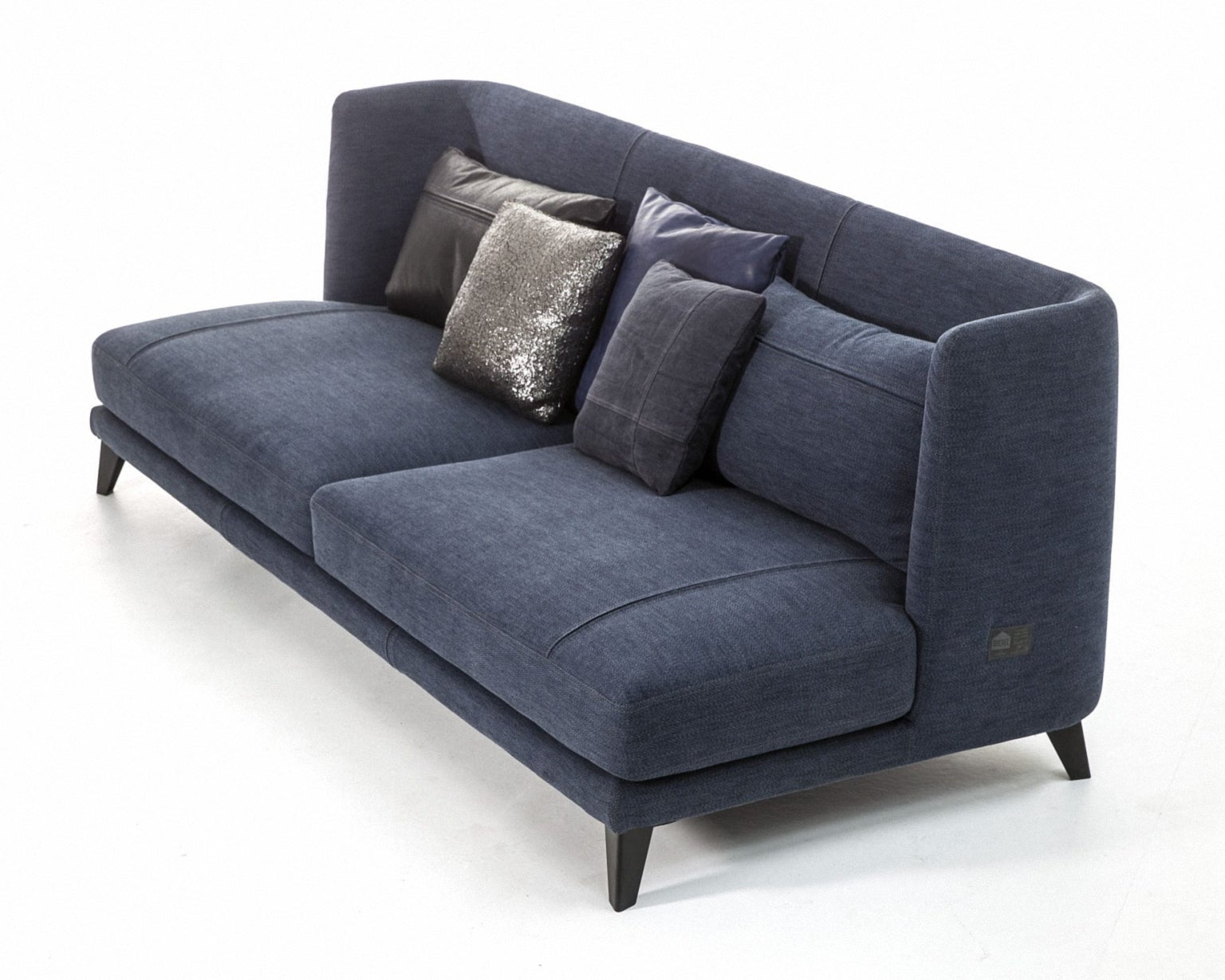 Gimme More Three Seat Fabric Sofa With Fiber Or Goose By Moroso For Sel At 1stdibs