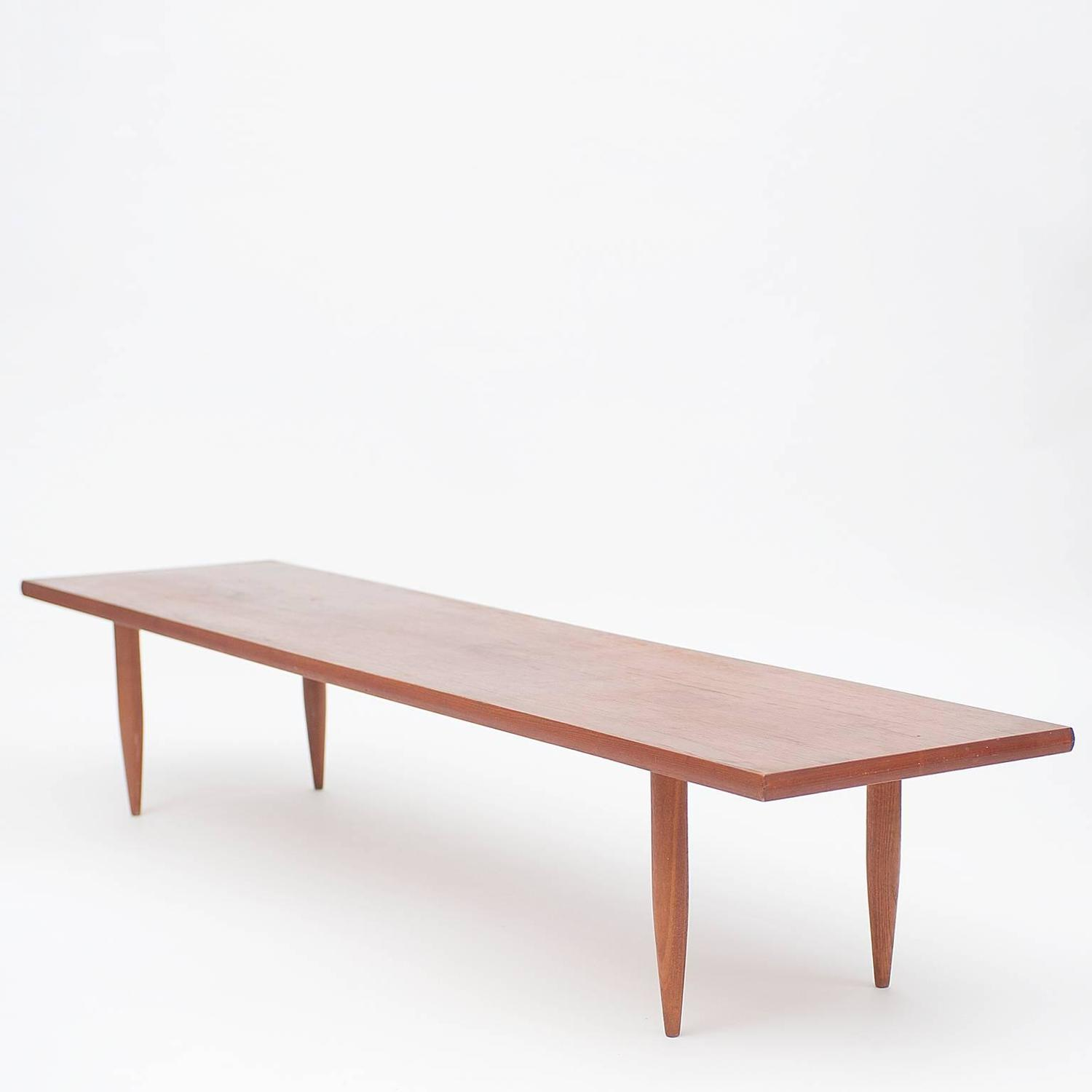 Long Low Coffee Table: Long Low Table For Sale At 1stdibs