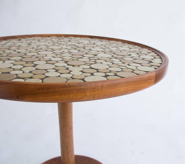 Gordon And Jane Martz Mosaic Table At 1stdibs