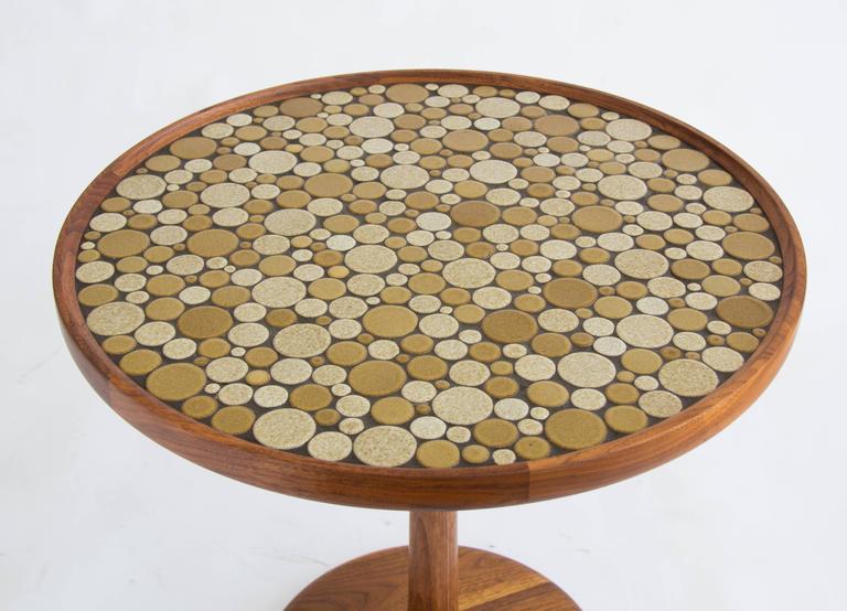 1960 Mosaic Tile Table Floor Lamp Gordon And Jane Martz