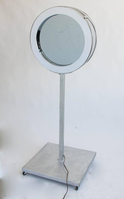 Curtis Jer 233 Infinity Mirror With Floor Mount For Sale At
