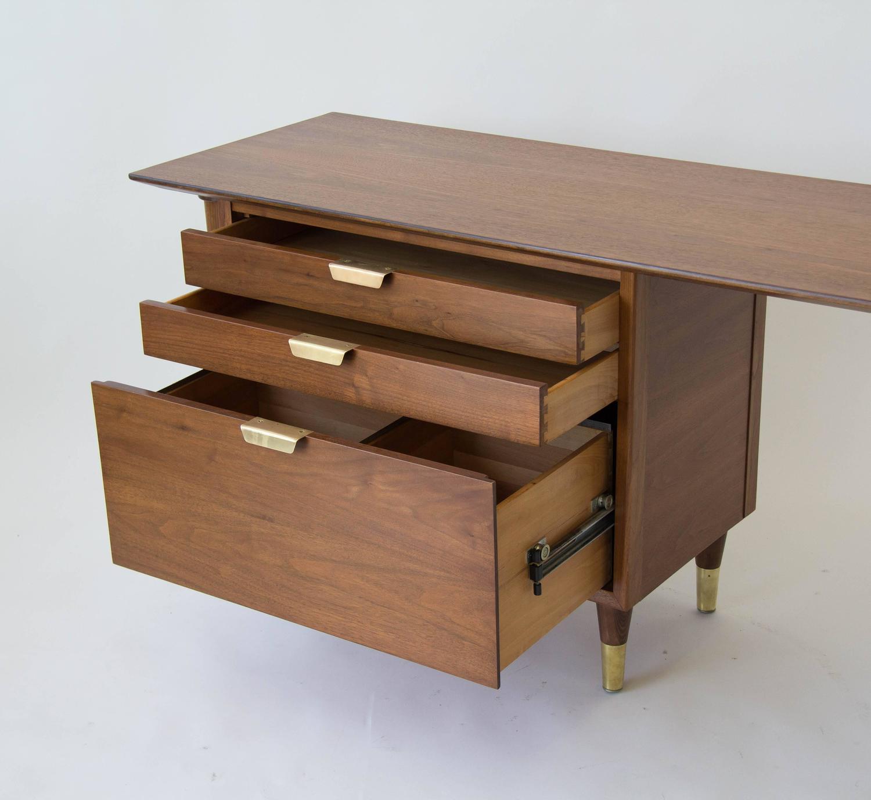 William H Sullivan for Standard Furniture Co Walnut