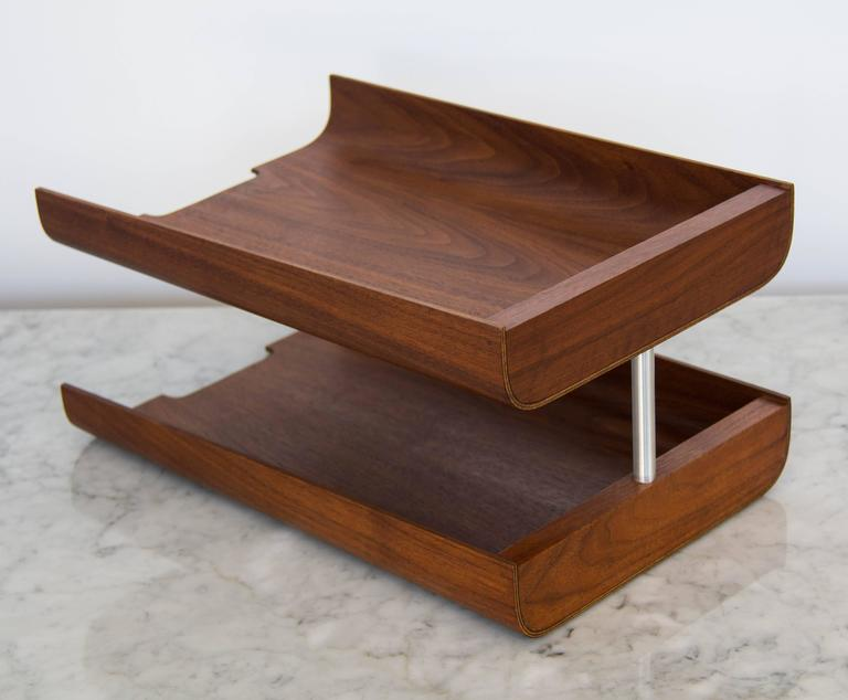 Swedish Design House Rainbow Wood S Specialized In Streamlined Home Accessories Teak Veneer This