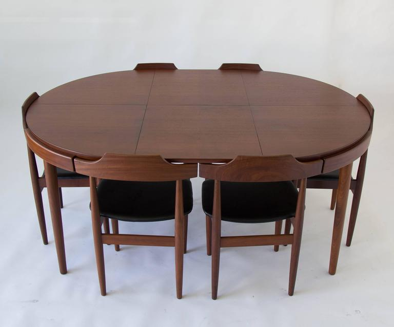 Eight seat dining set by hans olsen for frem rojle for for 10 seater dining table sale