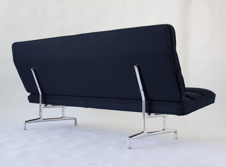 Eames Model 3473 Sofa For Herman Miller Sale At 1stdibs