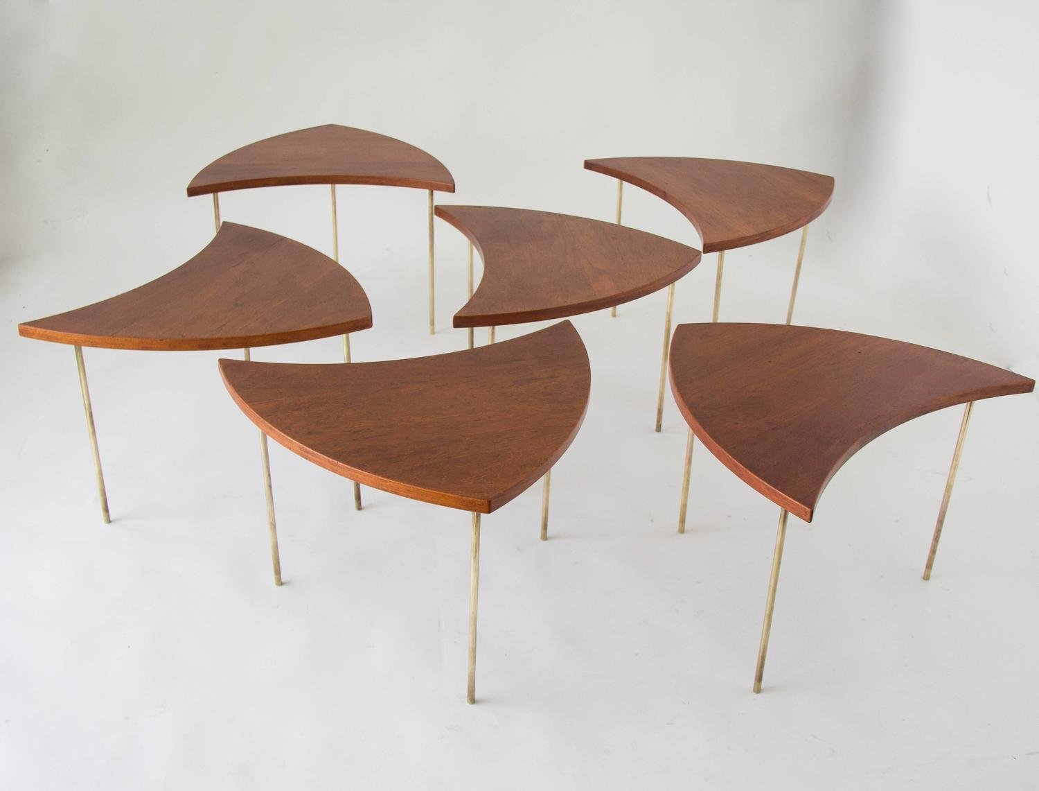 Modular Coffee Table By Peter Hvidt And Orla M Lgaard Nielsen For Sale At 1stdibs