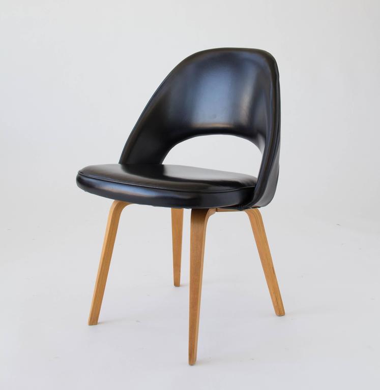 Eero saarinen executive or dining chair for knoll sale