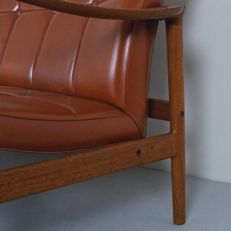 Torbj rn afdal two seater settee model winston for for Canape winson