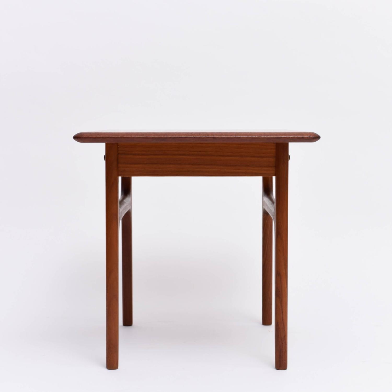 Mid Century Sofa Table: Mid-Century Modern Teak Coffee/Sofa Table Scandinavia