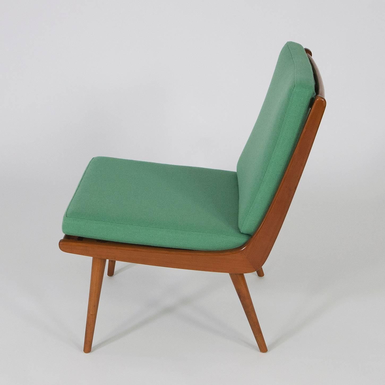 1950s Hans Mitzlaff Boomerang Chair for Eugen Schmidt