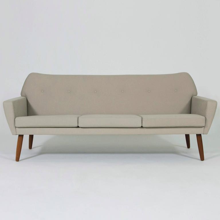 danish design sofas couch sofa 2 person fabric vence 276 grey oak legs danish thesofa. Black Bedroom Furniture Sets. Home Design Ideas