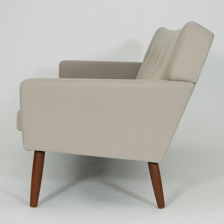 Mid Century Modern Teak Sofa Danish Design 1960s at 1stdibs