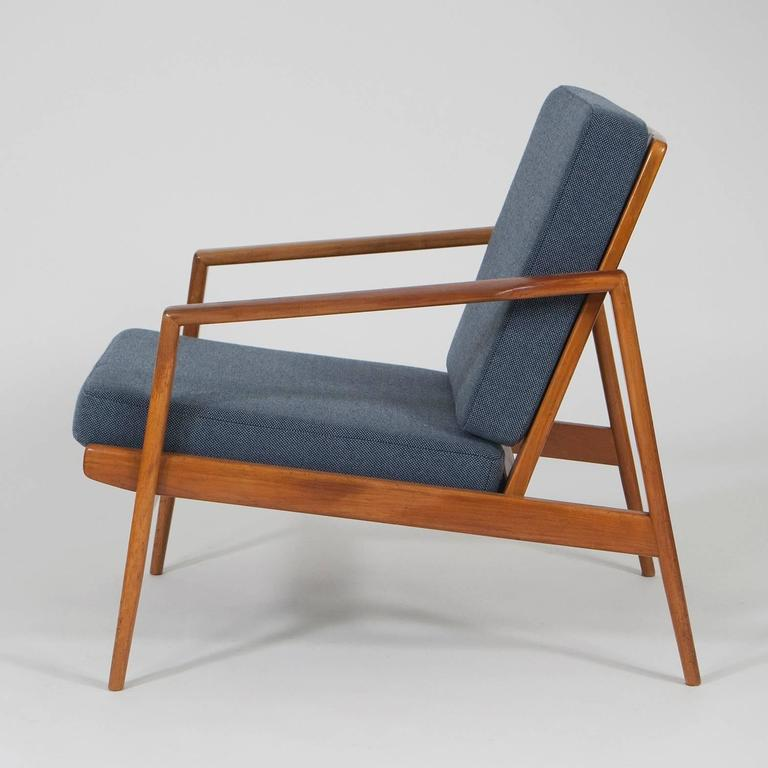 Captivating Teak Chair, Scandinavian Mid Century Modern Design, 1960s At 1stdibs