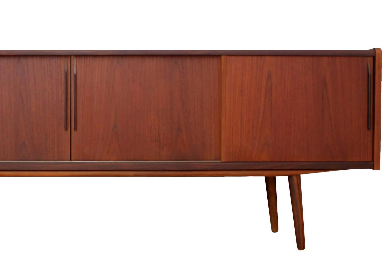 Mid Century Modern Sideboard Credenza Danish Design