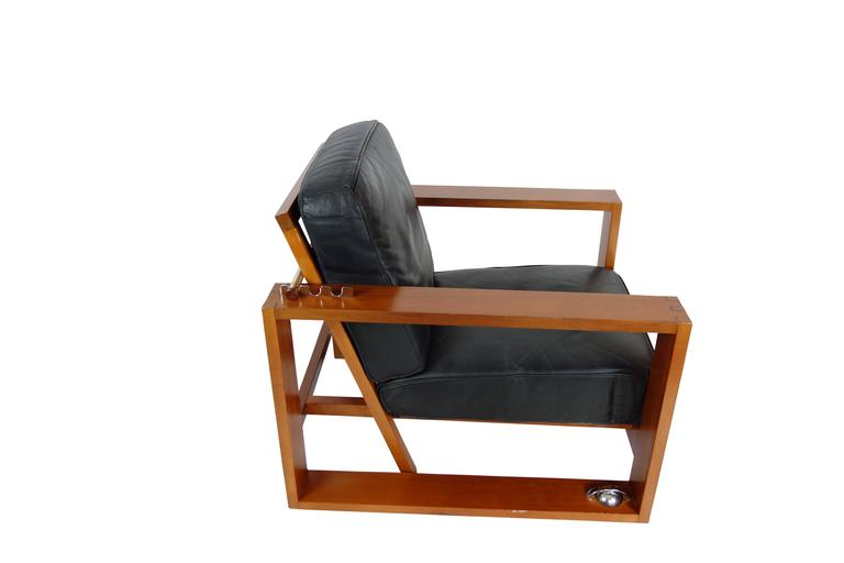 Exceptionnel Modern Pair Of Vintage Roche Bobois Lounge Chairs From The Trocadero  Collection For Sale