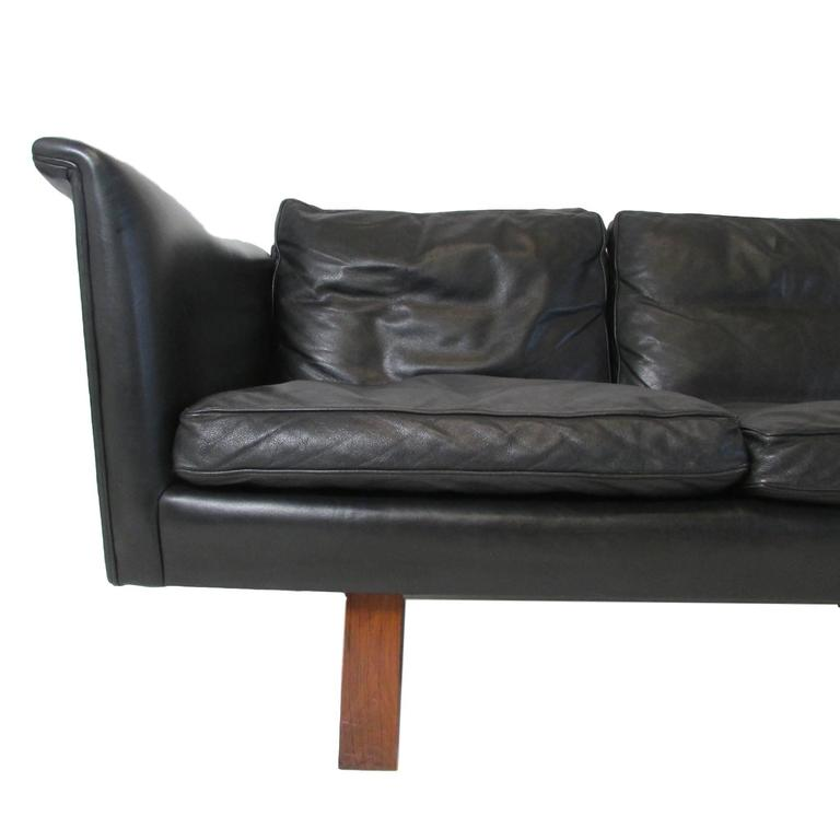 Lovely Danish Midcentury Sofa By Aarhuspol For Sale 1