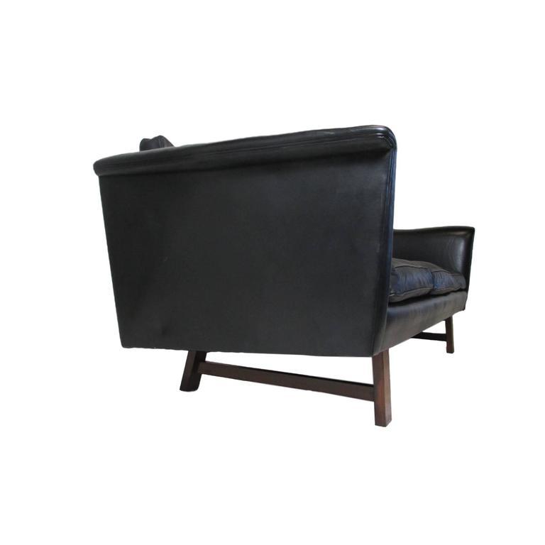 Captivating Scandinavian Modern Danish Midcentury Sofa By Aarhuspol For Sale