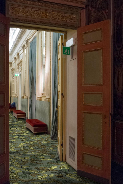 Vinyl Linoleum Floor For Residential Retail And