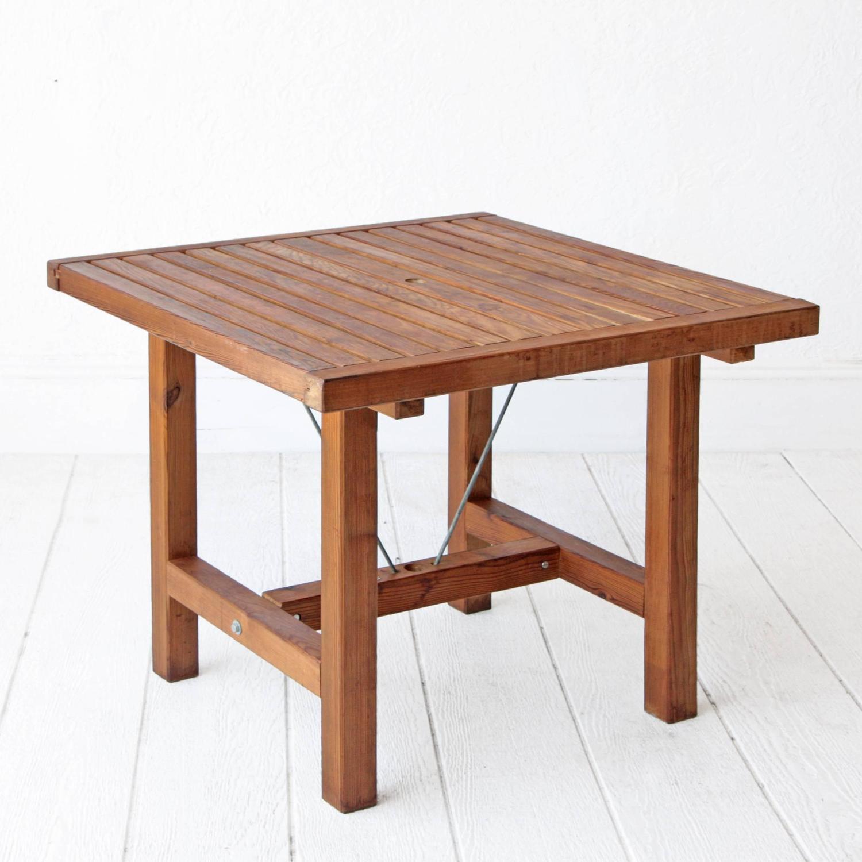 elsa stackelberg redwood patio set sweden for sale at 1stdibs