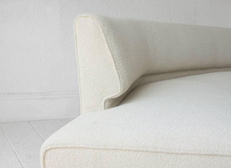 20th Century Edward Wormley Channel Back Sofa for Dunbar For Sale