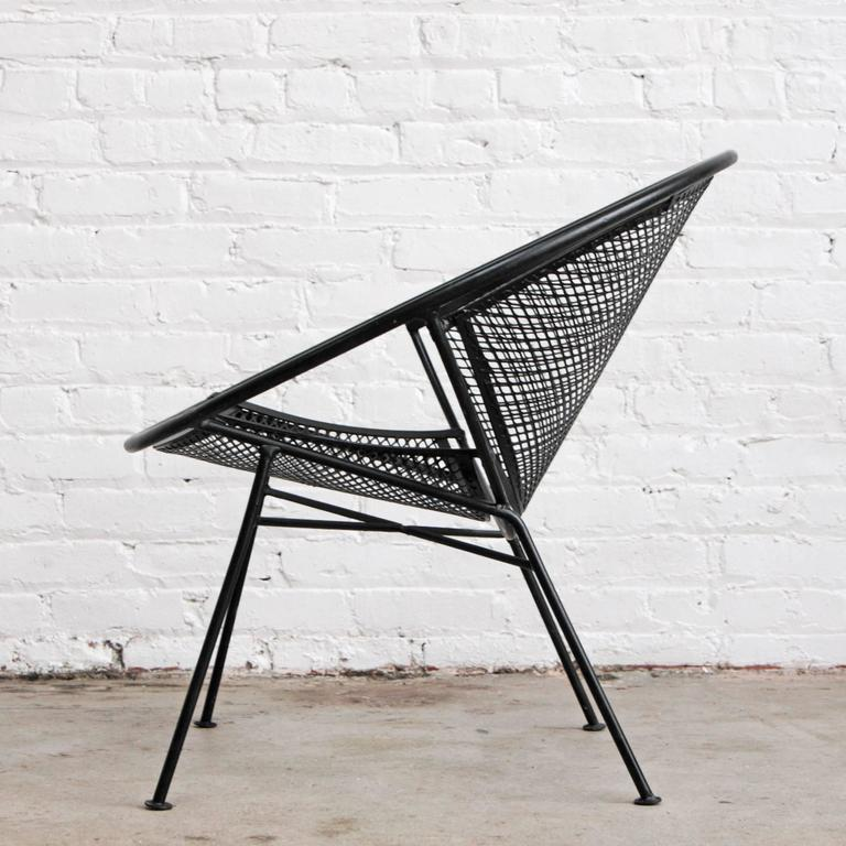 Maurizio Tempestini For Salterini Hoop Lounge Chair At 1stdibs