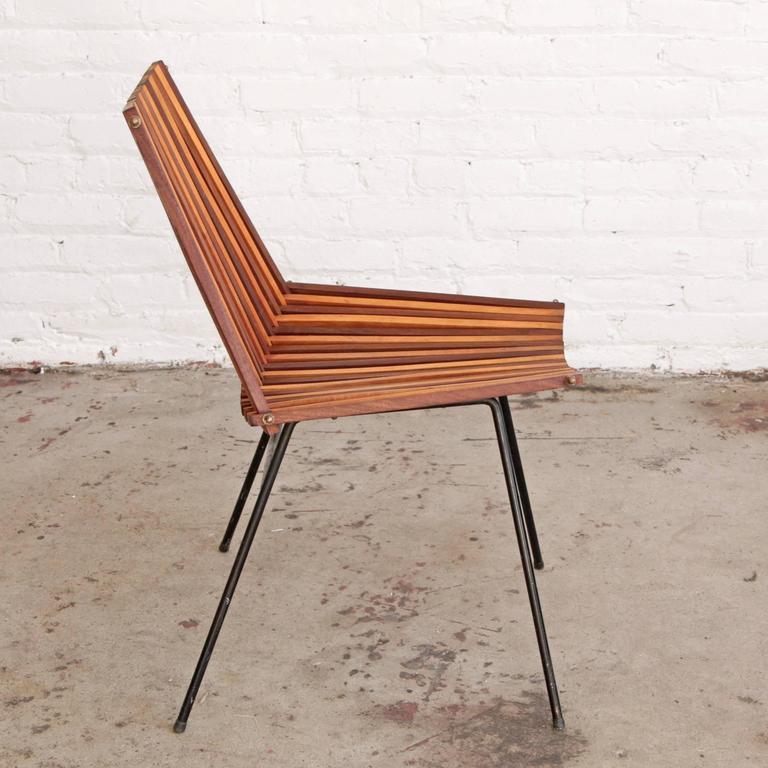 Dutch Dirk Van Sliedrecht Chair Rohé Noordwolde For Sale